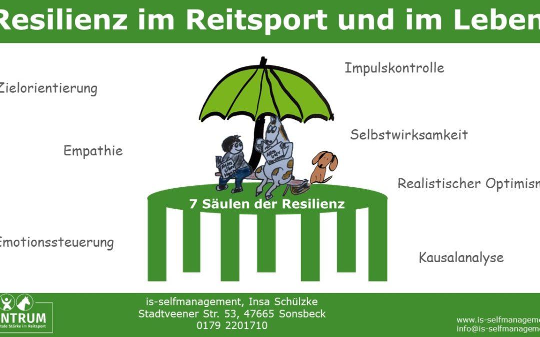"""Online-Seminar: Resilienz im Reitsport und im Leben – Hol Dir das """"Stehaufmännchen-Gen"""""""